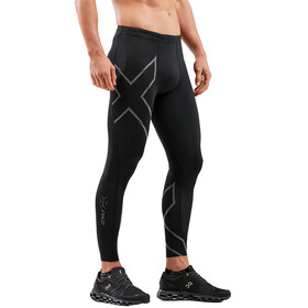 2XU MCS Run Compression Cuissard Homme, black/ black reflective